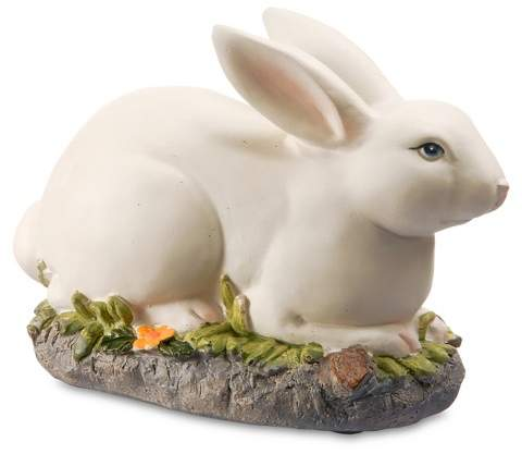 National Tree Company Resting Bunny