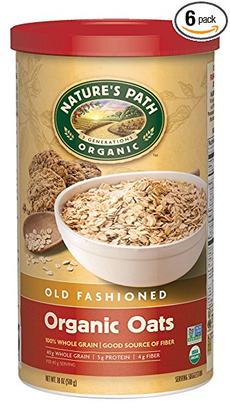 Nature's Path Organic Oats, Old Fashioned