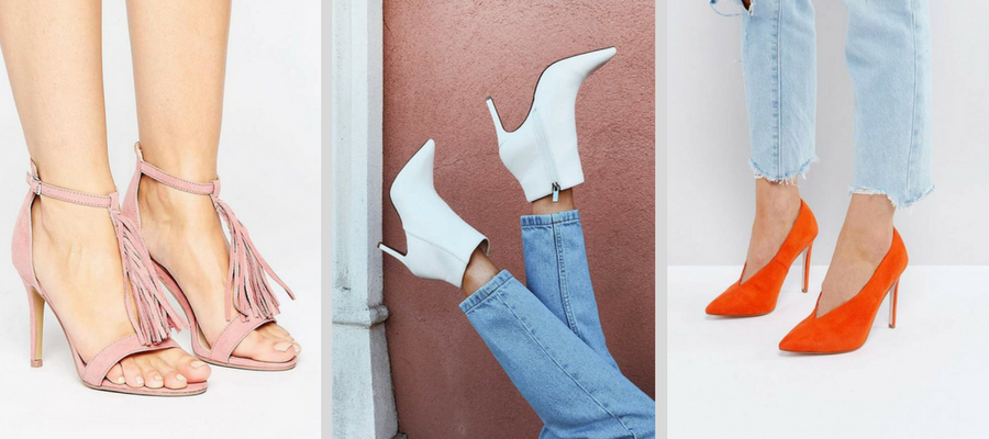 Turn Heads in a New Pair of Heels This Spring