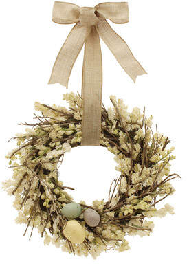 Wayfair Robin Easter Wreath