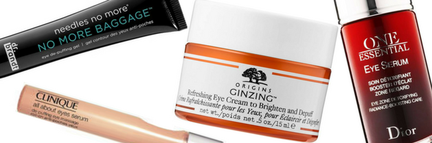 10 Eye Creams & Serums That Help Get Rid of Bags Under Eyes