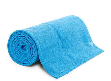07 Gaiam Grippy Yoga Mat Towel