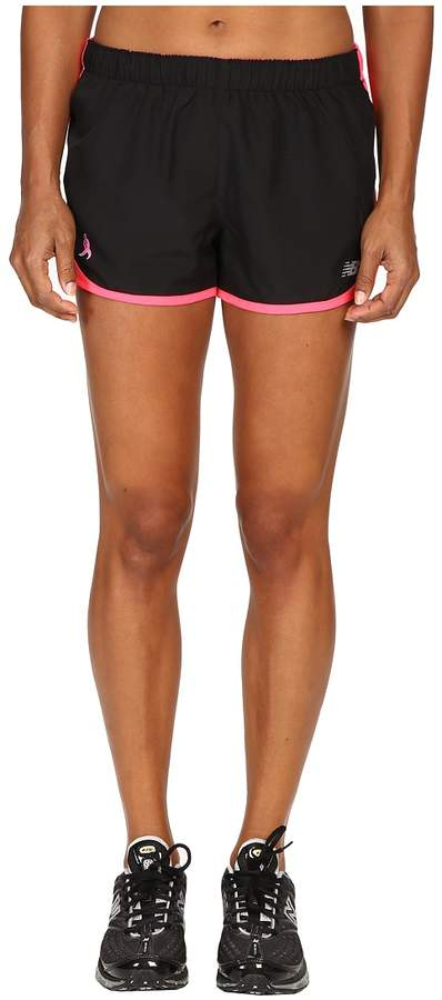 09 New Balance LU Accelerate 25 Shorts