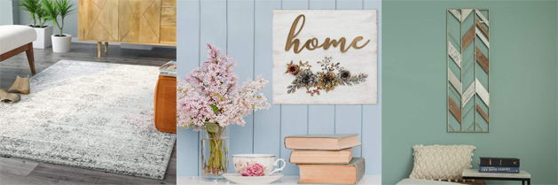 Top 10 Home & Decor Ideas to Liven Up Your Small Space