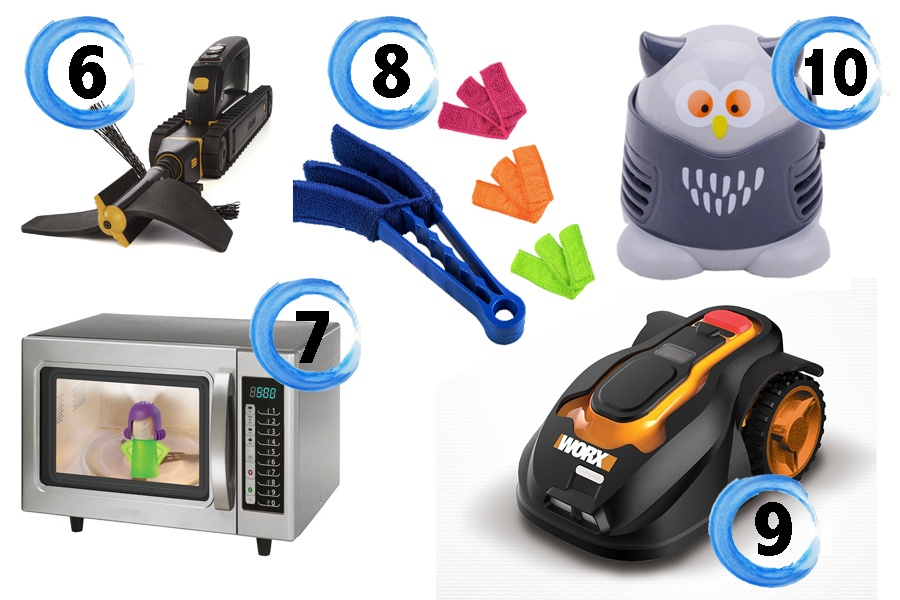 02 home cleaning gadgets