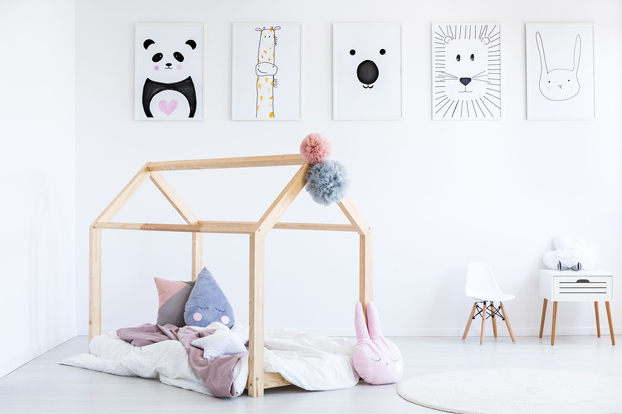 Create Your Child's Dream Room with These Kid's Room Décor Ideas