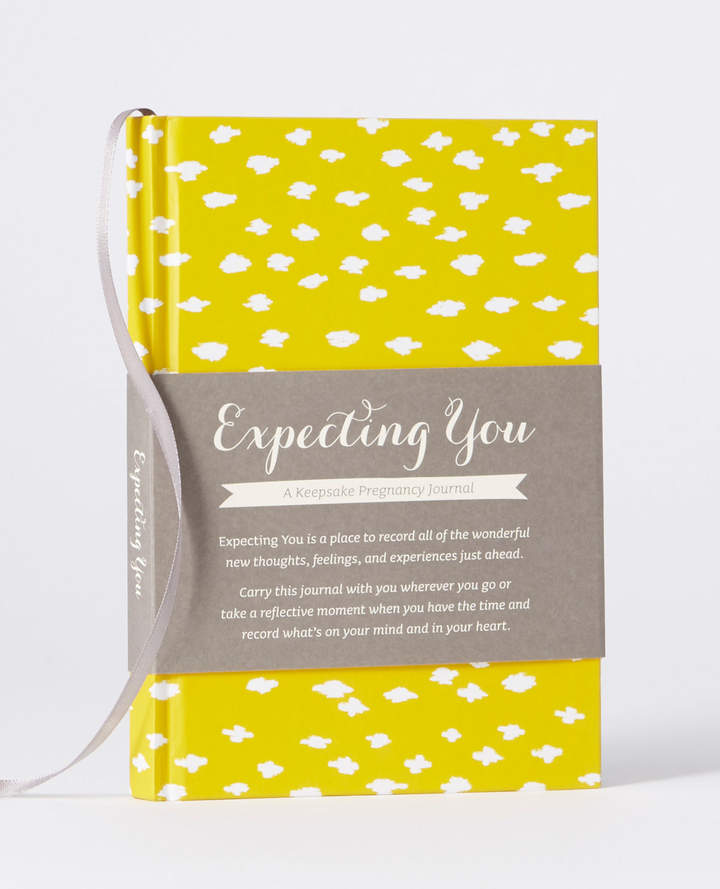 Expecting You journal from Hanna Andersson