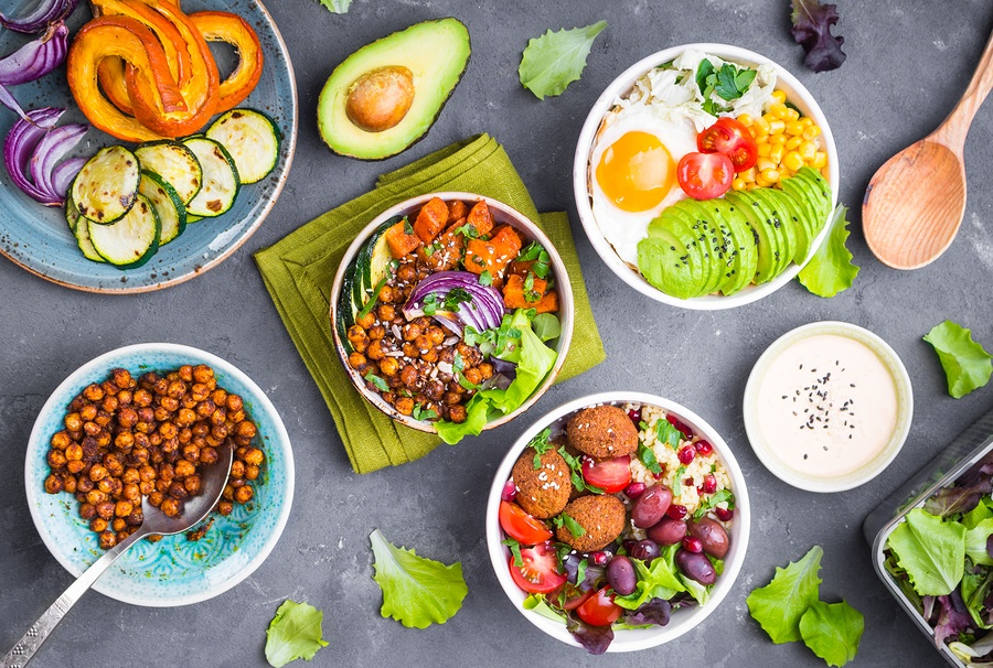 Start Eating Clean with the Help of these Easy Salad Recipes