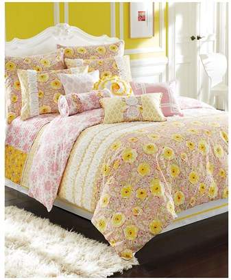 Dena Home Annabelle Cotton Comforter and Sham Coordinates