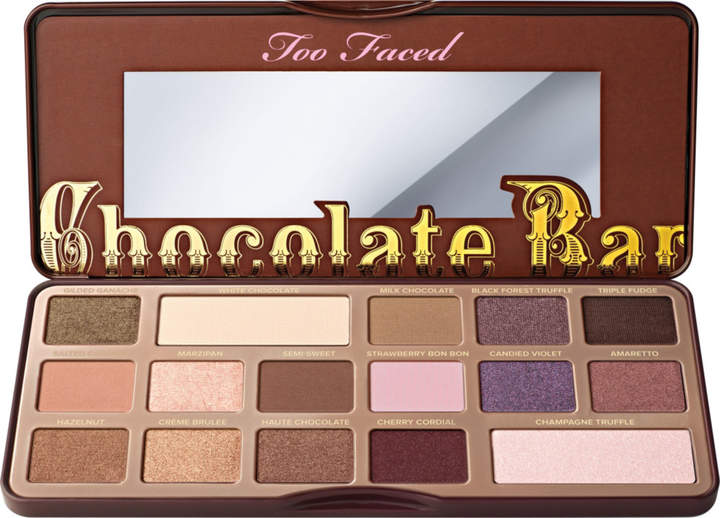 Too Faced Cosmetics Chocolate Bar Eyeshadow Palette