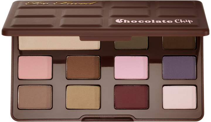 Too Faced Cosmetics Matte Chocolate Chip Eyeshadow Palette