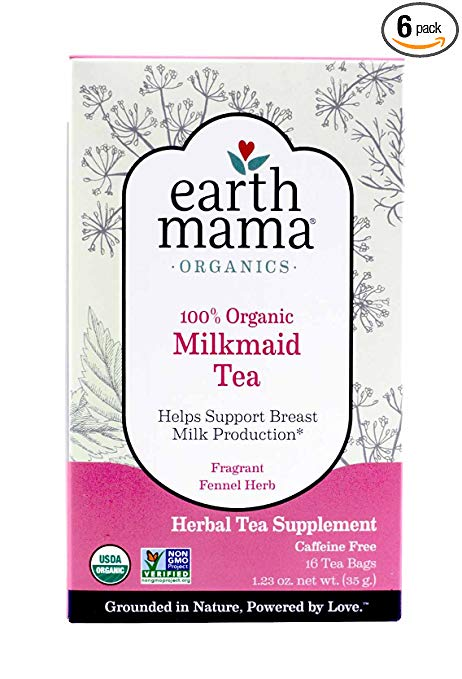 Earth Mama Angel Baby Organic Milkmaid Tea