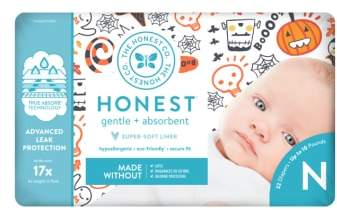 The Honest Company Baby Diaper Pack