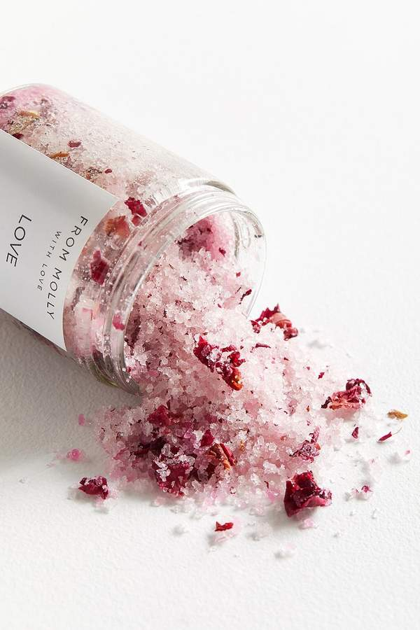 From Molly With Love Meditate Bath Salts