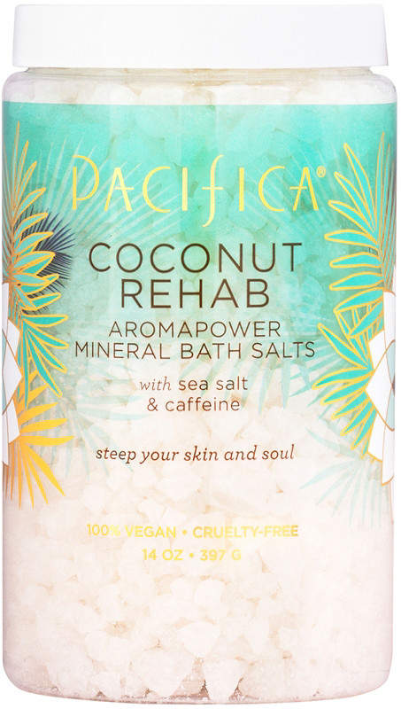 Pacifica Coconut Rehab Aromapower Mineral Bath Salts