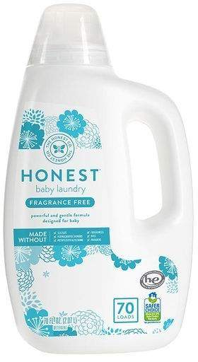 The Honest Company Baby Laundry Detergent