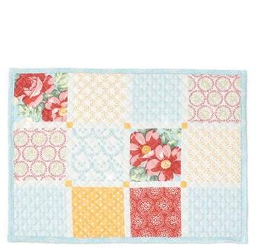 The Pioneer Patchwork Quilted Placemat