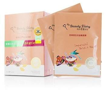 My Beauty Diary Mask Imperial Bird's Nest Emolliating (Ultra Nourishing), 8pcs