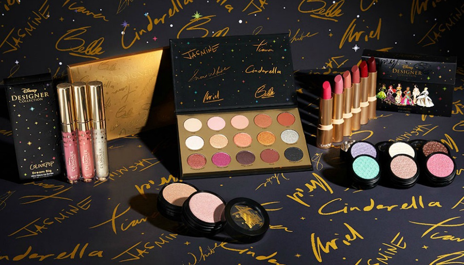 Your Inner Princess Will Surely Love Colourpop's Newest Disney Collection