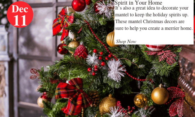 Christmas Decors You Need to Keep the Christmas