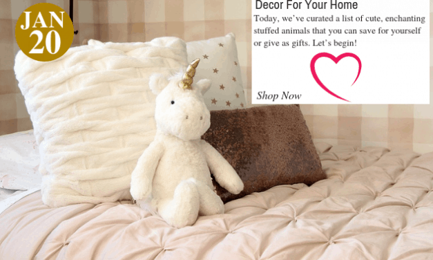 Valentine's Day Gift Guide: Enchanting Stuffed Animals and
