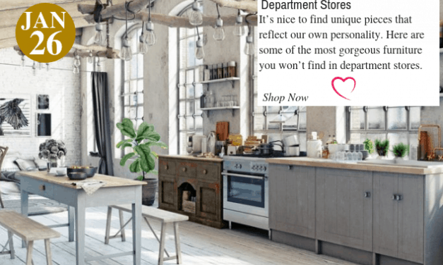 The Most Gorgeous Furniture You Won't Find in Department Stores