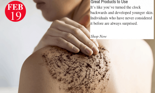 Scrub Off: The Benefits of Exfoliating and