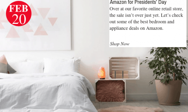The Best Bedroom and Appliance Deals on