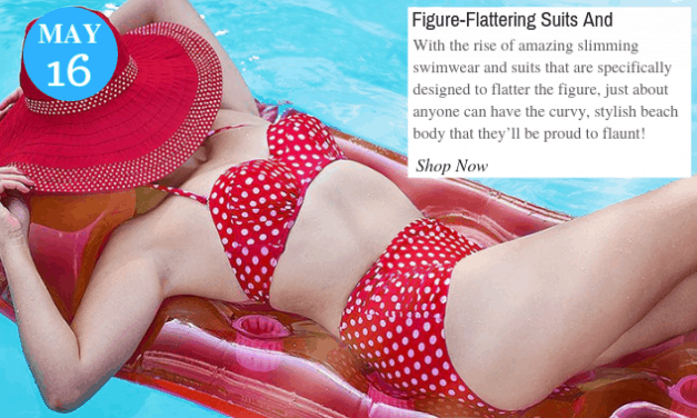Slimming Swimwear for the Beach