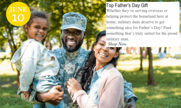 Ideas For Military Dads