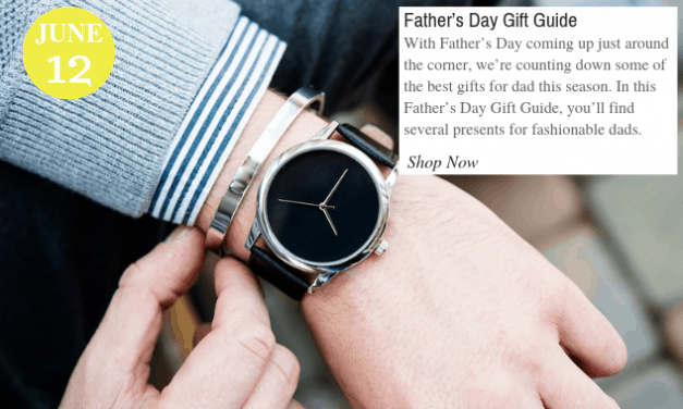 Gifts for Fashionable Dads