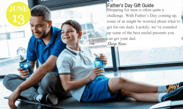 Gifts for Dads Who Love to Keep Fit and Healthy
