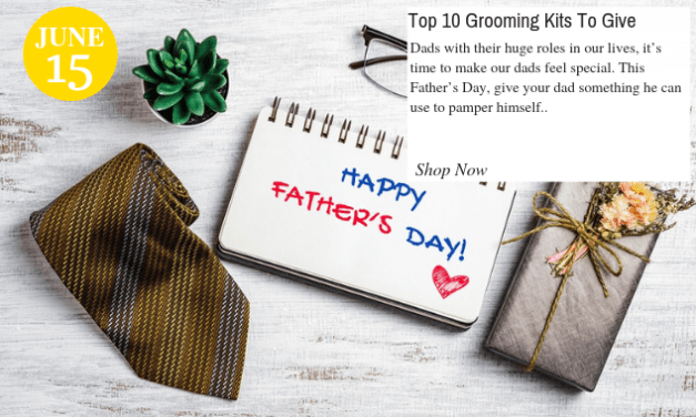 Your Dad this Father's Day