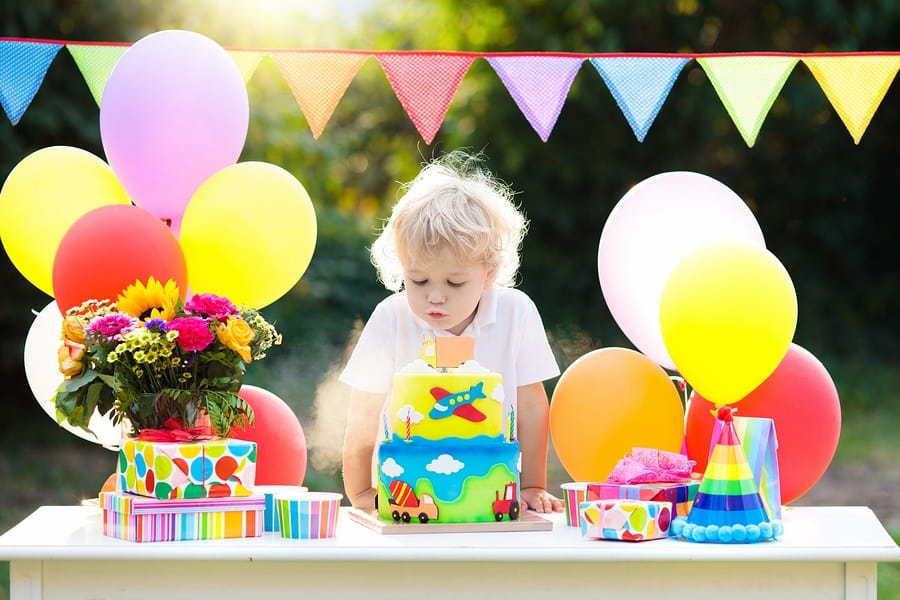 Popular Birthday Party Themes for Boys
