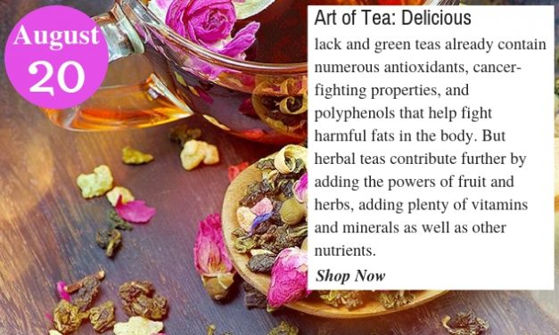 Summer Teas for Health