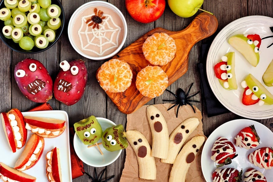 Healthy Treats You Can Give Out This Halloween