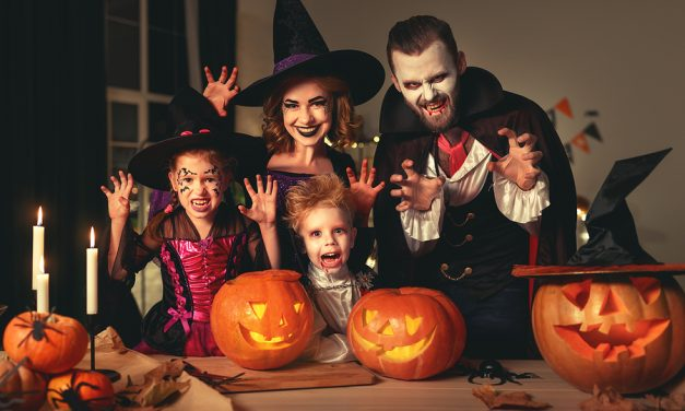 Top Halloween Costumes for the Entire Family