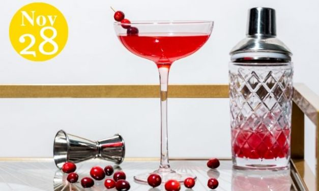 6 Autumn Cocktails to Sip on All Season Long