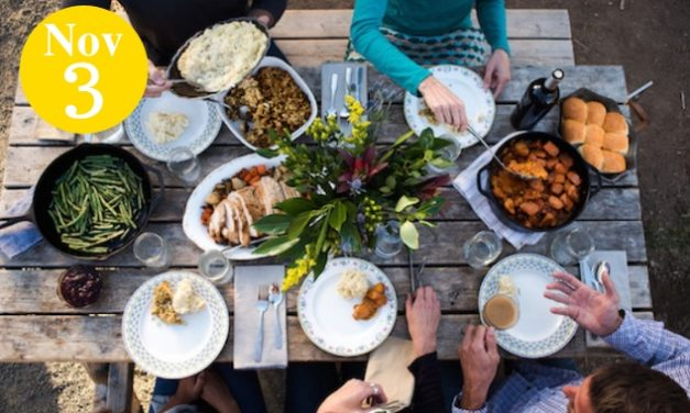 Planning a Stress – Free Thanksgiving Dinner