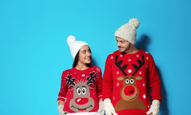 Ugly Christmas Sweaters for Mom, Dad and the Kids!