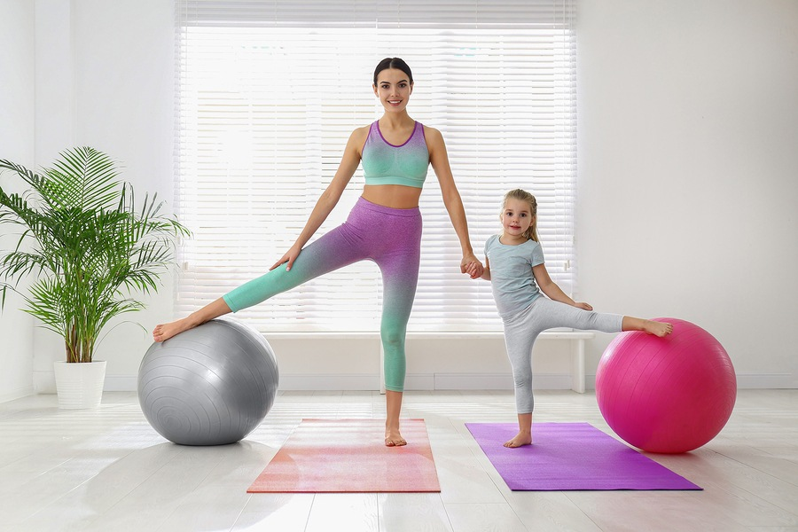 Home Workouts for Family During Quarantine