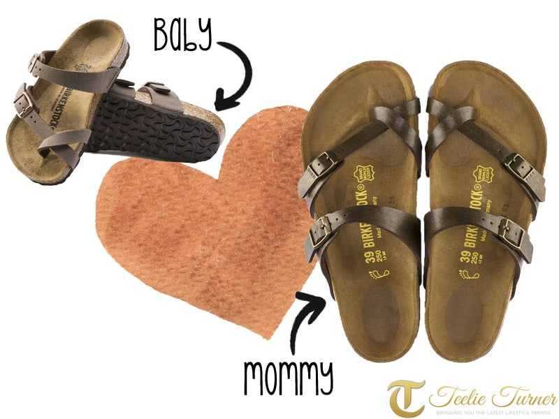 Birkenstock Mommy and Me