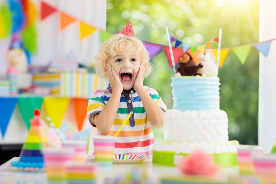 DIY birthday party ideas, lockdown birthday