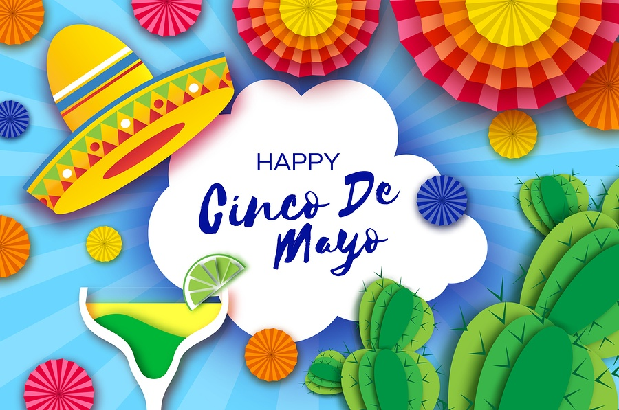 Essentials You Need to Celebrate Cinco De Mayo at Home