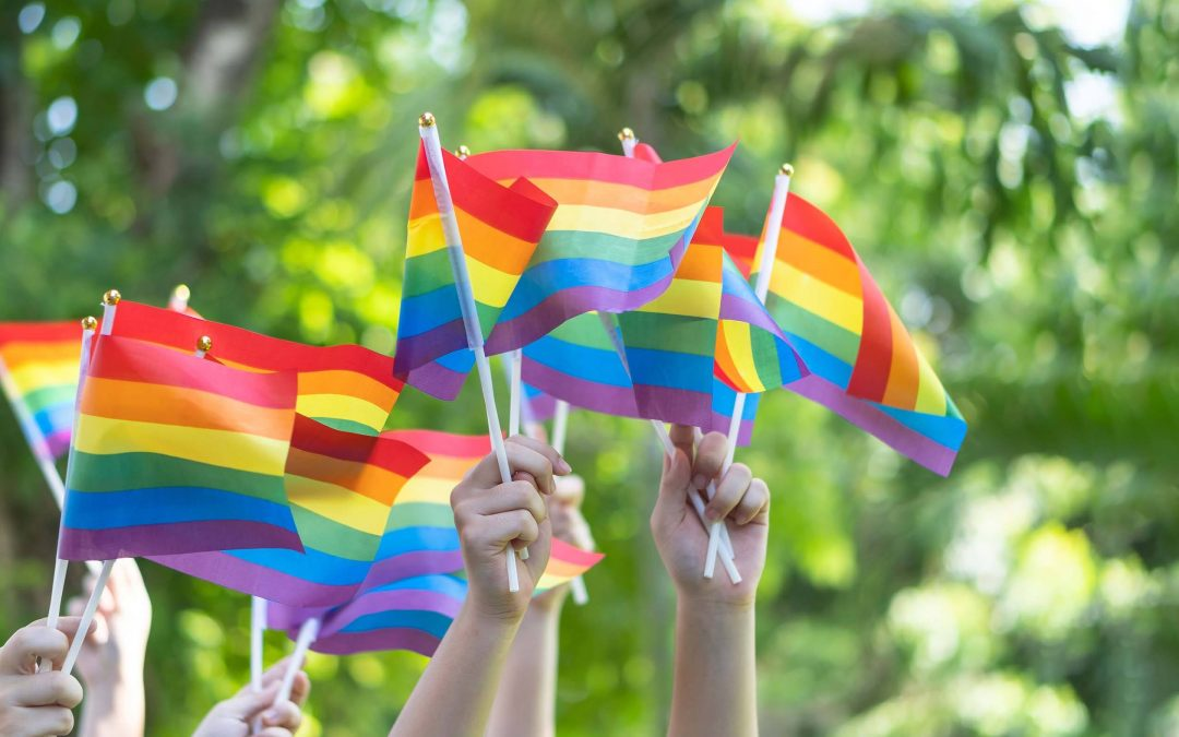 Top 5 Pride Month Virtual Party Ideas