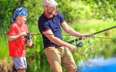 Top Tips to Safely Enjoy National Go Fishing Day