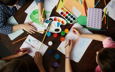 Easy Arts and Crafts Activities for Kids
