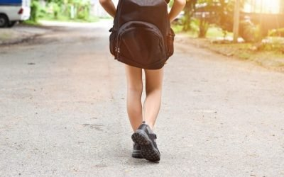 How to Stay Safe When You Walk To School