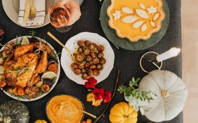 WHAT TO COOK FOR A SMALLER THANKSGIVING DINNER THIS YEAR