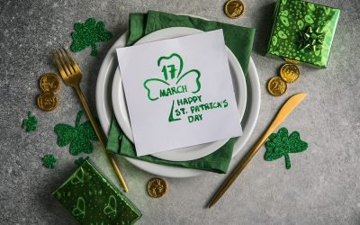 Easy Green-Themed Recipes for St. Patrick's Day Recipes at Home